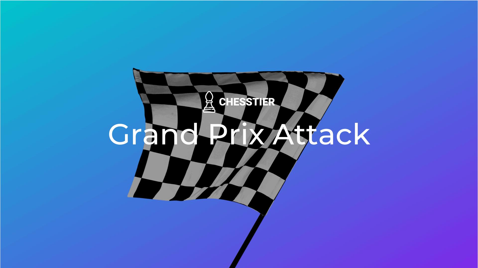 Grand Prix Attack Theory Cover