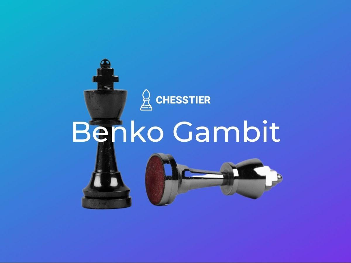 Benko Gambit Cover