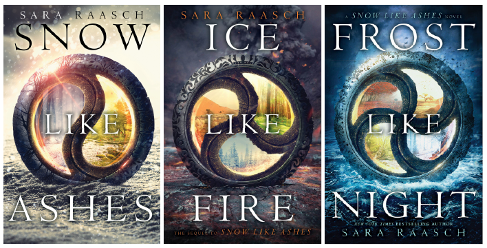 Image result for snow like ashes trilogy