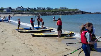 TREARDDUR BAY Stand Up Paddle Boarding