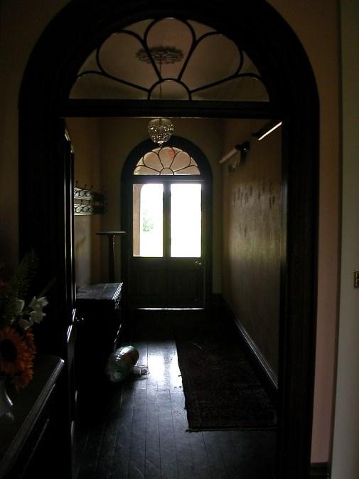 South entrance