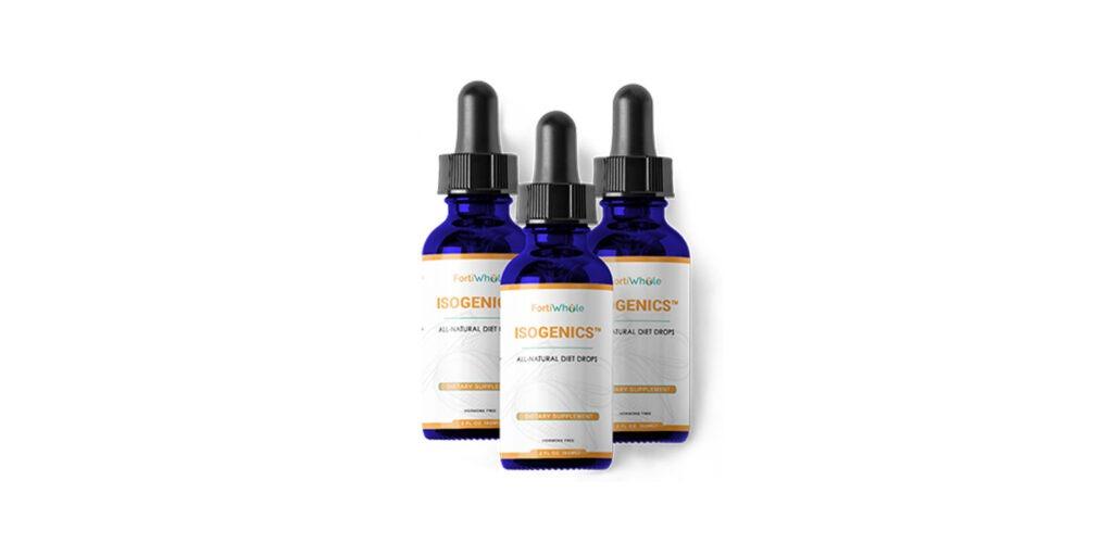 Isogenics Supplement reviews