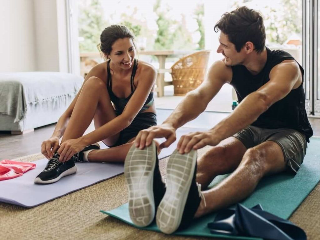 Regular exercise and physical activities