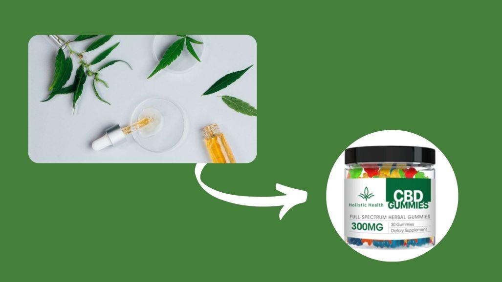 Holistic Health CBD Gummies Ingredients