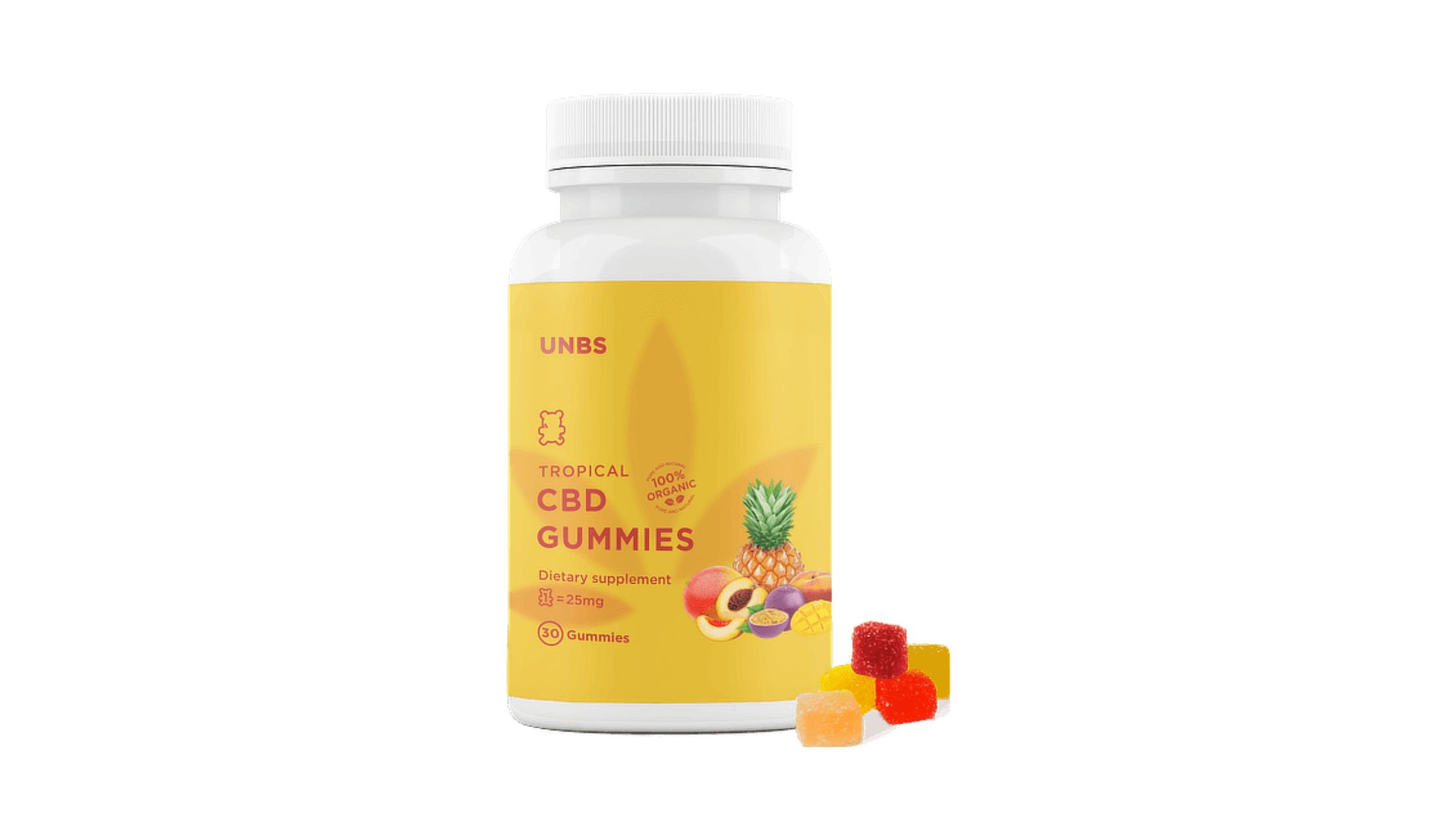 Tropical CBD Gummies Reviews