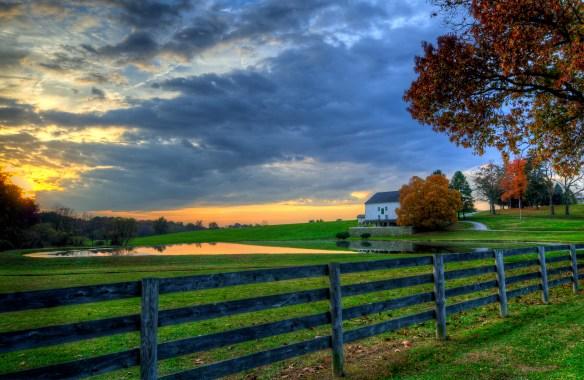 Crebilly Farm by Richard McFarland http://richardmcfarland.us/