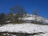 How blue is my Peakland sky ?