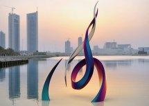sexy modern sculpture public