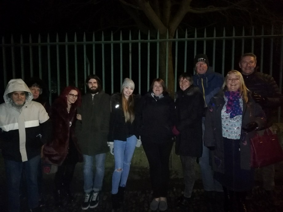 Ghost Tours with Mike 15th Nov