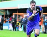 Gareth Seddon, seen here in action against Braintree, scored Chester's second. Photo:Flickr/leaderlivesport