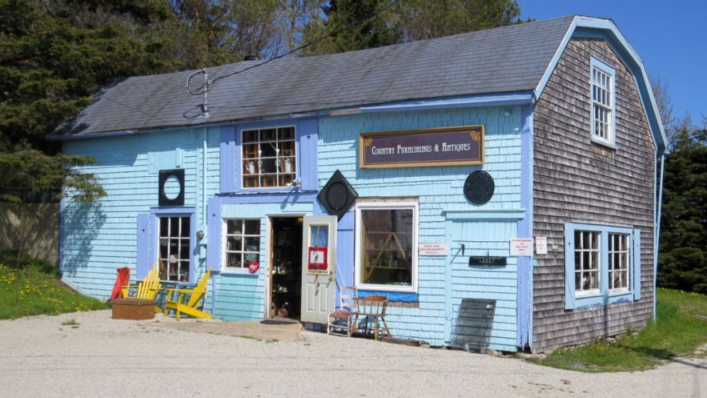 Blue Shutters Art Gallery and Antiques