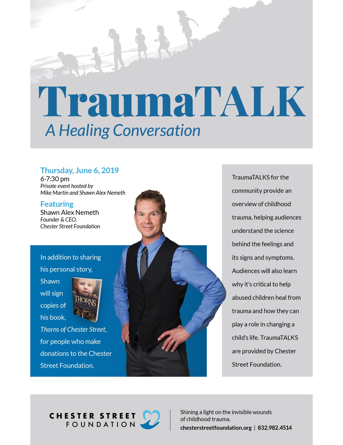 TraumaTALK | June 6, 2019