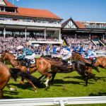 Chester Races Boodles event - Summer Festival Chester Racecourse