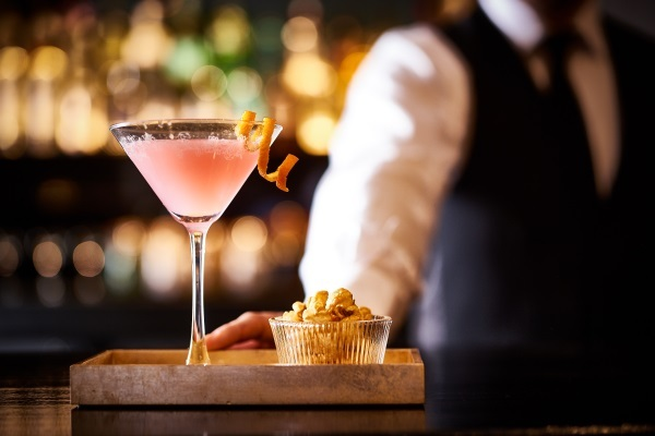Two Brasserie ABode Cocktails
