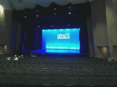 Dance Excellence Adjudication Stage