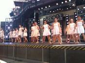 Performing at Disneyland