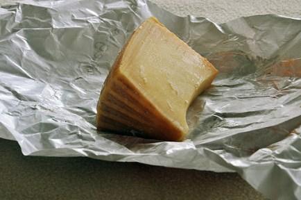 Spicy Aglio Olio plus the Cheese