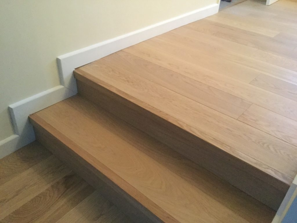 Wood Flooring for Stairs