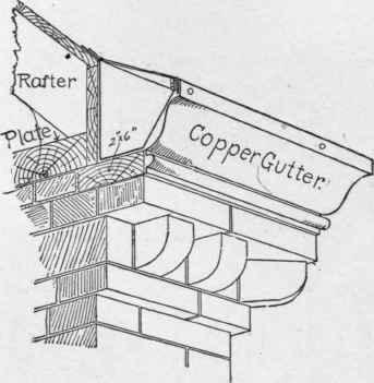 Designs For Brick Cornices