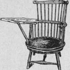 Swivel Chair Inventor Crate And Barrel Armless Thomas Jefferson Inventions