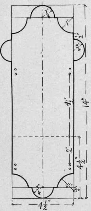 No. 39. Letter Holder