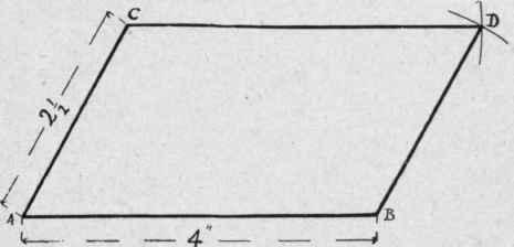 No. 14. Rhomboid