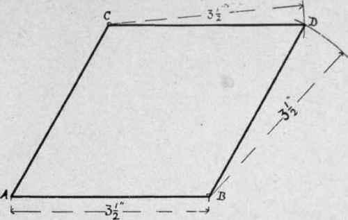 No. 13. Rhombus