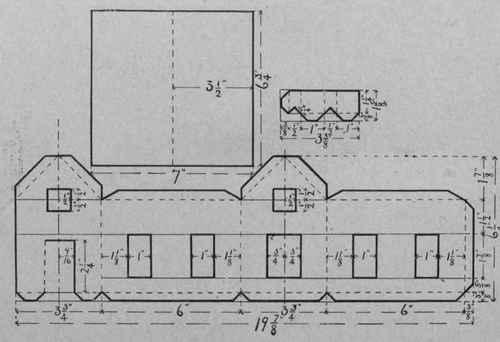 No. 23B. Wall Case