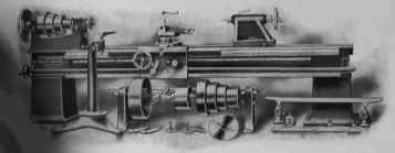 Excelsior Wood Lathe 1018 : Woodworking Plans | Woodworking