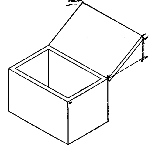 Characteristics Of Various Isometrics. Cube With Inscribed