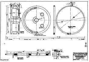 Plate C. Piston Rod And Valve Stem Mechanical Drawing
