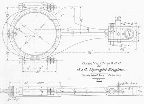 Mechanical Drawing. VI. Original Studies