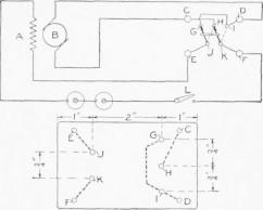Reversing Switch for Small Motors