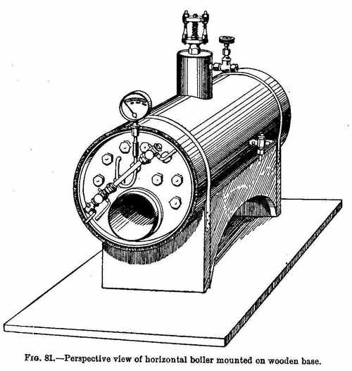 A Vertical Boiler