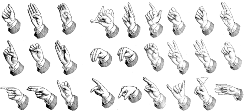 American Annals Of The Deaf And Dumb. Notes On Manual