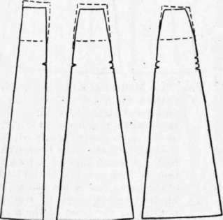 patterns for gored skirts