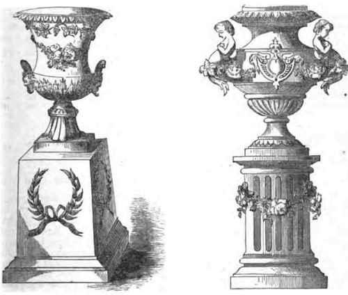 Terra Cotta Ornaments