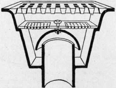 Cellar Or Basement Drains
