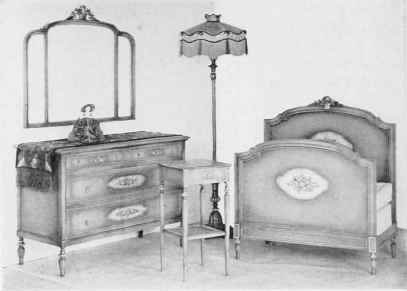 The NeoClassic Furniture Of France Louis XVI