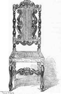 Oaken Chairs And Stools From The Renaissance To The End Of ...