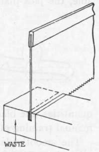 13. The Back-Saw