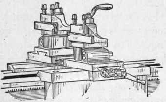 Chapter VIII. Lathe Design; Turning Rests, Supporting