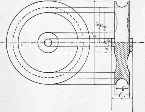 21. Pulley Wheel