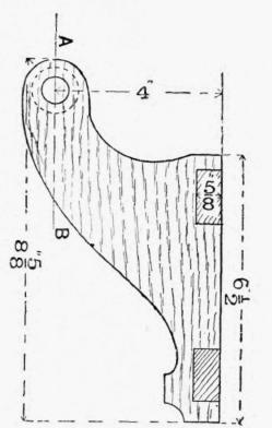 Model XI. A Towel Rolle
