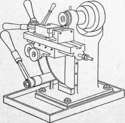 Hand Milling Machine