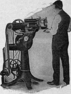 Naumkeag Buffing Machine