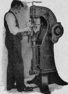 Regent Stamping Machine