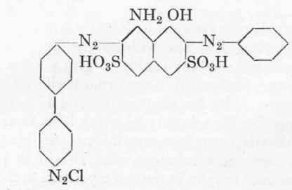 The Intermediate Compound Of Benzidine With Salicylic Acid
