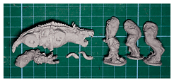 Reviews of Miniatures and Hobby related products