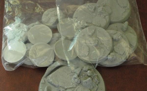 Dark Art Miniatures bases - Review